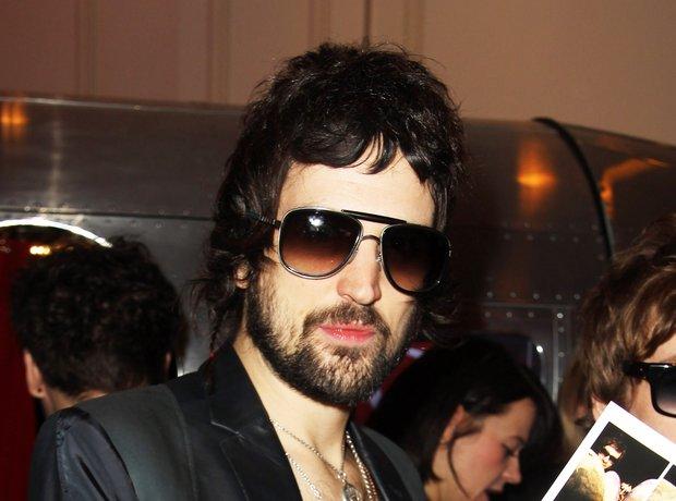 Kasabian at the The Q Awards 2010