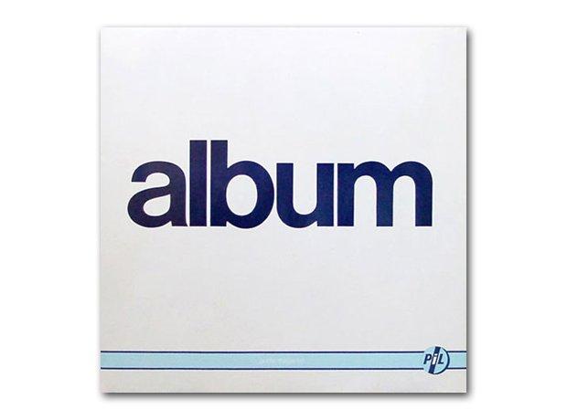 Public Image Ltd - Album cover