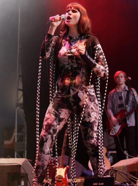 Kate Nash worse dressed rock star
