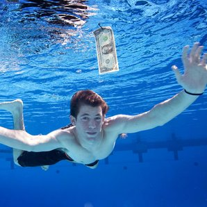 Nirvana Nevermind babay Spencer Elden