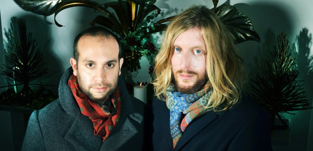 Andy Burrows and Ilan Eshkeri