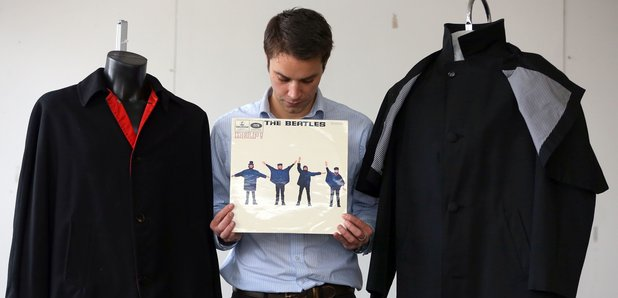 Beatles Help! Jackets Auction