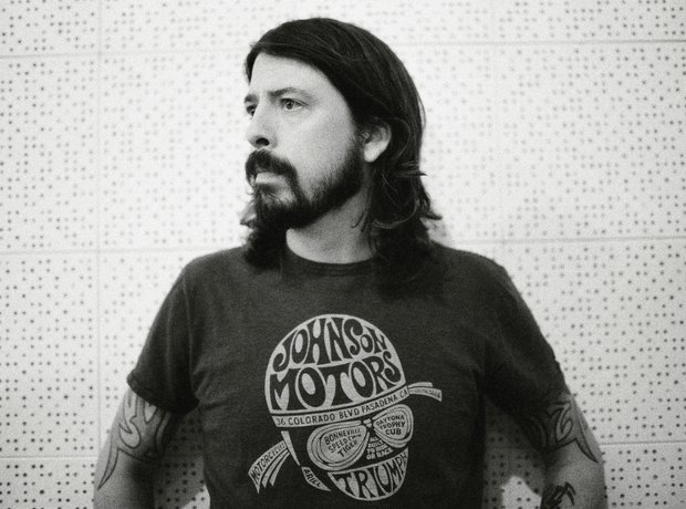 Dave Grohl Foo Fighters 2013