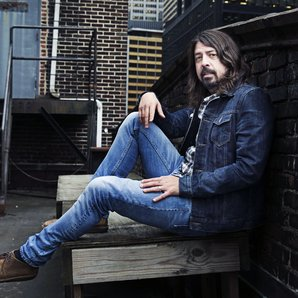 Dave Grohl Foo Fighters 2014