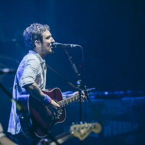 Frank Turner XFM Winter Wonderland 2014