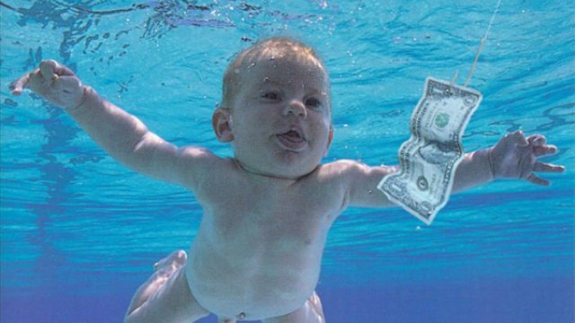 This Is What Nirvana's Nevermind Baby Looks Like Now ...