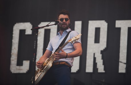 V Festival 2015 Courteeners Staffordshire Sunday