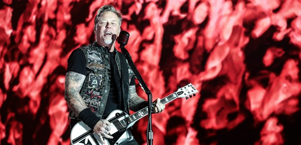 Reading Festival 2015 Saturday - Metallica