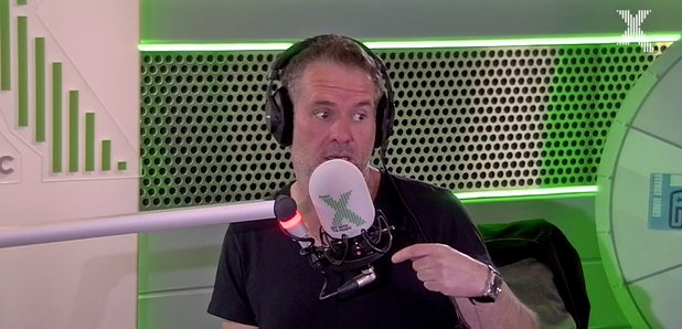 Chris Moyles Show 14 October 2015