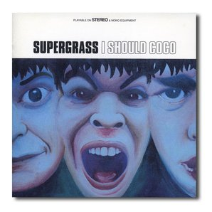 Supergrass I Should Coco artwork