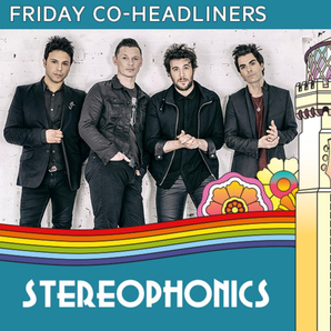 Stereophonics Faithless Isle Of Wight