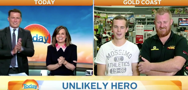 Most Australian Interview