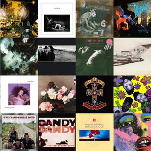 1980s albums quiz