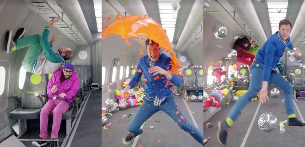 OK Go Upside Down Inside Out video