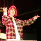 Liam Gallagher Maine Road Oasis 1996