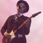 Pete Doherty performing Mexico 2015