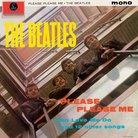 The Beatles - Please Please Me album cover uncropp