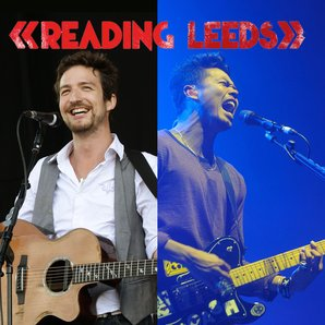 Reading Leeds Frank Turner Temper Trap