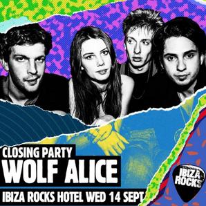 Wolf Alice Ibiza Rocks Announcement