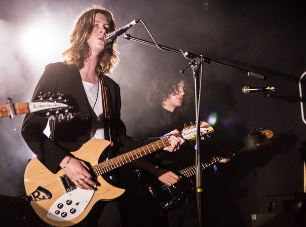 Blossoms at The Great Escape 2016
