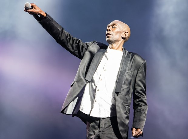 Faithless at the Isle Of Wight Festival