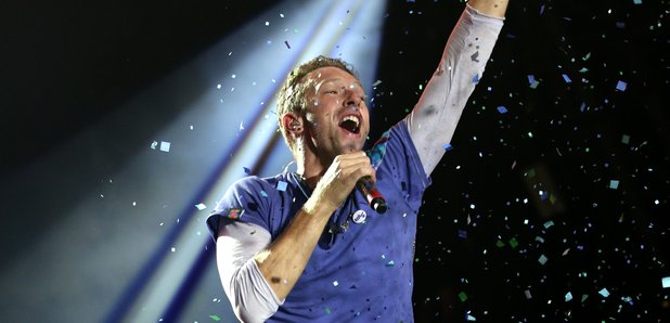 Coldplay Glastonbury 2016