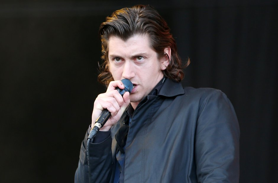 T In The Park 2016 - Alex Turner