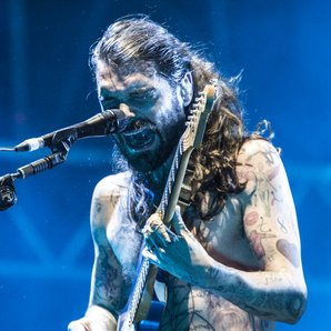 Biffy Clyro at Benicassim Festival 2016
