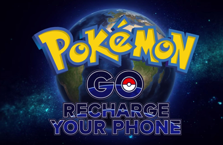 Pokemon Go Recharge Your Phone Still Smosh Games P