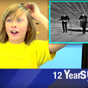 Kids React To The Beatles Fine Brothers Entertainm