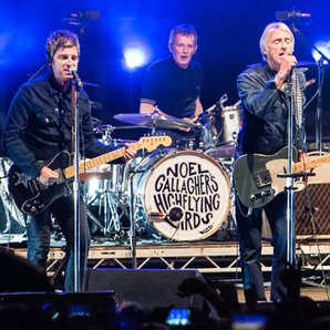 Noel Gallagher's High Flying Birds at Festival No