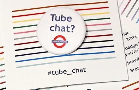 Tube Chat Badges screengrab twitter