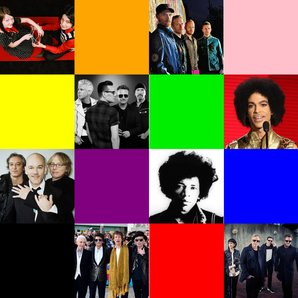 Bands And Colours