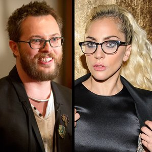 David Bowie's son Duncan Jones Lady Gaga splitscre