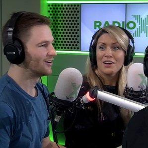 Chris Moyles Show 25 Nov 2016