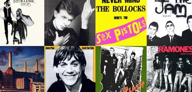 Best Albums Of 1977