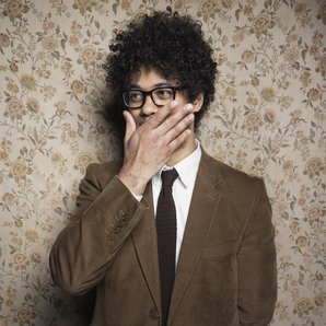 Richard Ayoade at The Collective and Gibson Lounge