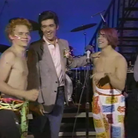 Red Hot Chili Peppers fist TV appearance