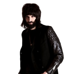 Serge Pizzorno Kasabian press