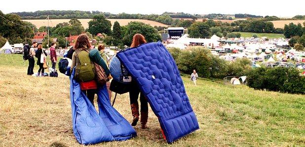 Standon Calling Festival 2011