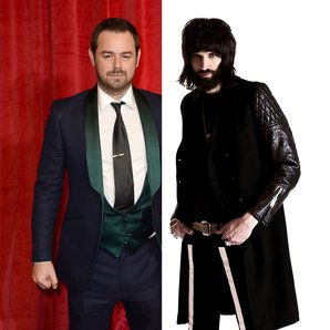 Danny Dyer and Serge Kasabian
