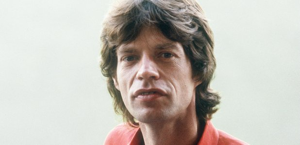 Mick Jagger Rolling Stones 1982
