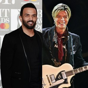 Craig David and David Bowie