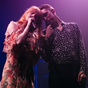 Florence Welch and The xx