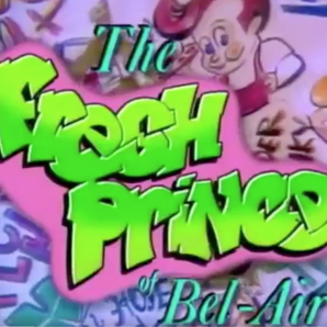 Fresh Prince Of Bel-Air logo screengrab