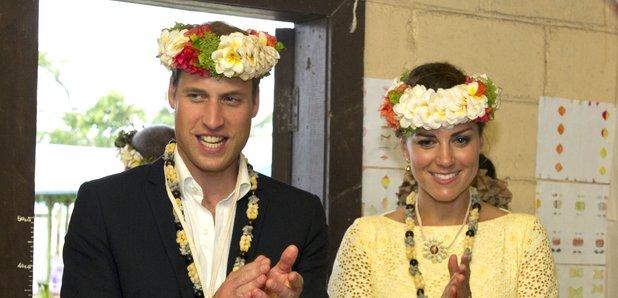 Prince William and Duchess Of Cambridge Catherine