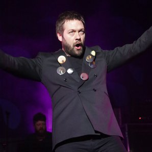 Tom Meighan Kasabian at London O2 Forum