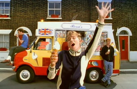 Blur Parklife video
