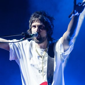 Kasabian live in Llandudno  12 April 2017