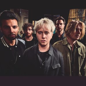 Nothing But Thieves Press Image with boarder 2017